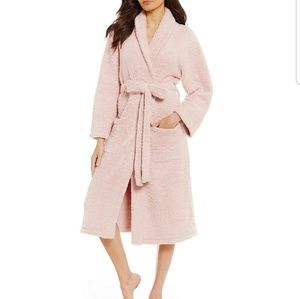 Size 3 Barefoot Dreams Pink Robe